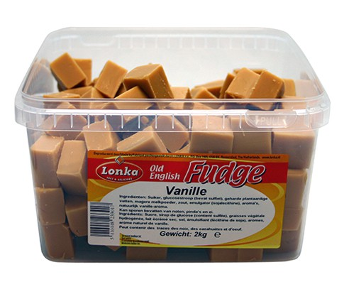 Old English fudge vanille